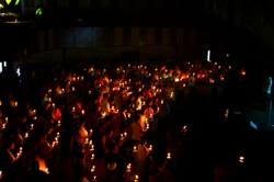 Candlesfromabove